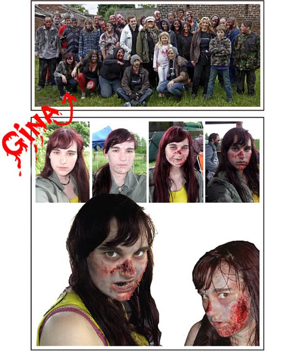 Eschatrilogy Zombie Crew