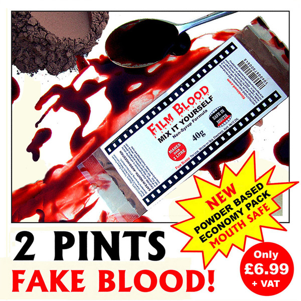 Fake Blood 2 Pints