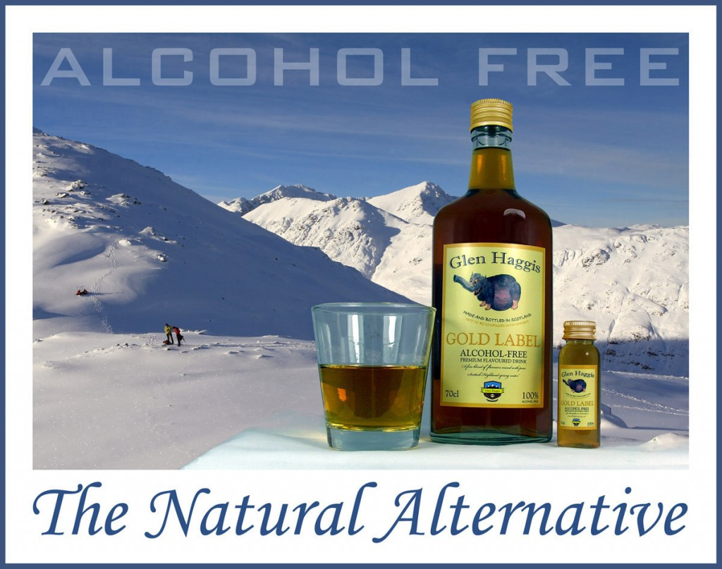 Alcohol Free Whisky