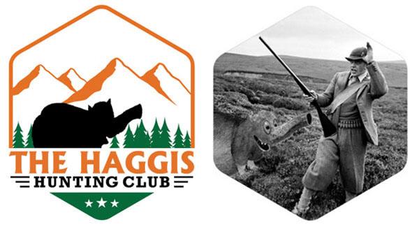 hunting haggis
